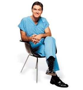 Doctor Oz Sitting